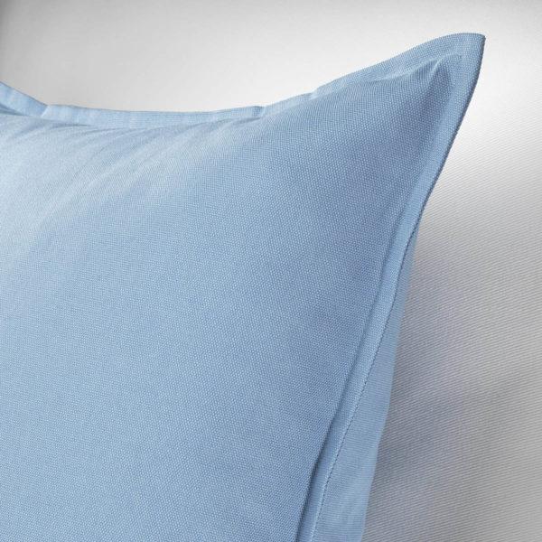 coussin-bleu-clair-pas-cher-50x50cm-personnalise-normandie-fabrication-francaise-detail