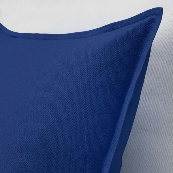 coussin-bleu-fonce-pas-cher-50x50cm-personnalise-normandie-fabrication-francaise-detail