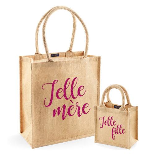 grand-et-petit-sac-personnalise-cabas-jute-duo-mere-fille-original-texte-personnalisable-onely-rose