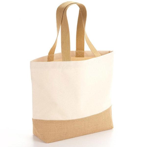 sac-coton-naturel-base-toile-jute-naturelle-cabas-18L-texte-personnalisable-marquage-couleur-paillette-onely-vierge