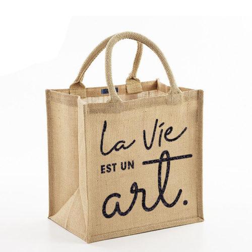 sac-jute-naturel-cabas-14L-texte-personnalisable-marquage-couleur-paillette-onely-noir