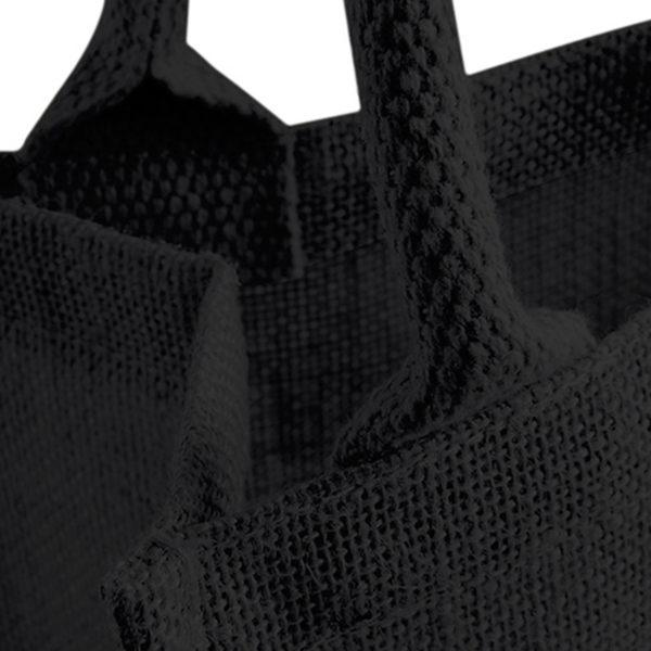 sac-noir-jute-naturel-cabas-14L-texte-personnalisable-marquage-couleur-paillette-onely-detail-1