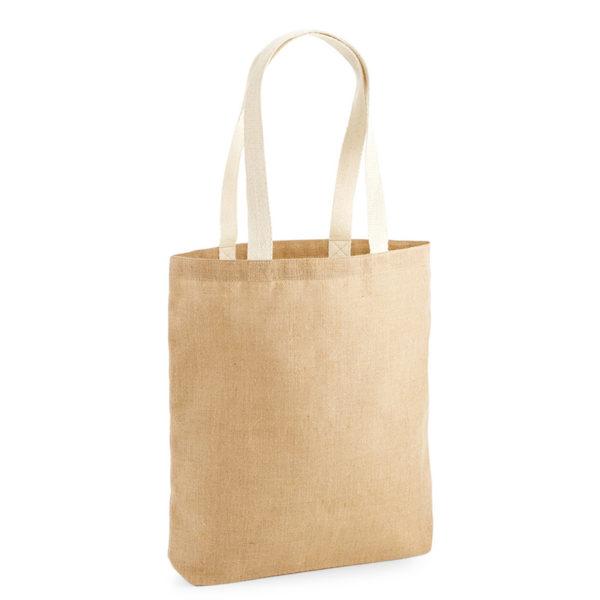 tote-bag-qualite-jute-naturel-cabas-14L-texte-personnalisable-marquage-couleur-paillette-onely-vierge
